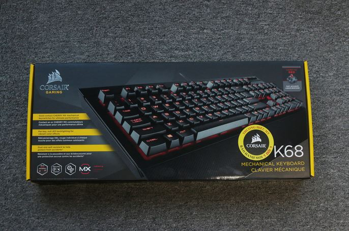 ban phim co corsair k68