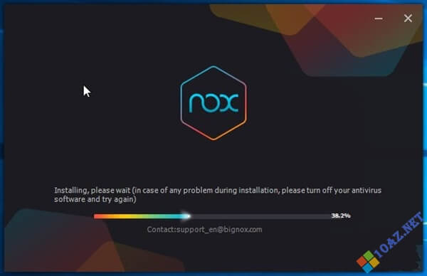 Cài đặt Noxplayer