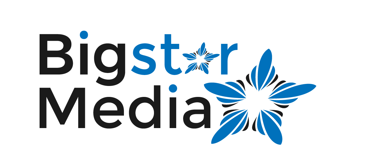 Logo công ty bigstar media