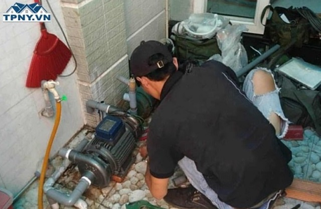 TPNY home water pump repair service